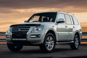 Mitsubishi скупо попрощалась с вездеходом Pajero