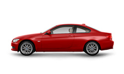 BMW 3 series coupe (2010)