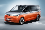 Volkswagen рассекретил новый Multivan T7