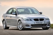 BMW отзывает автомобили из-за угрозы возгорарания