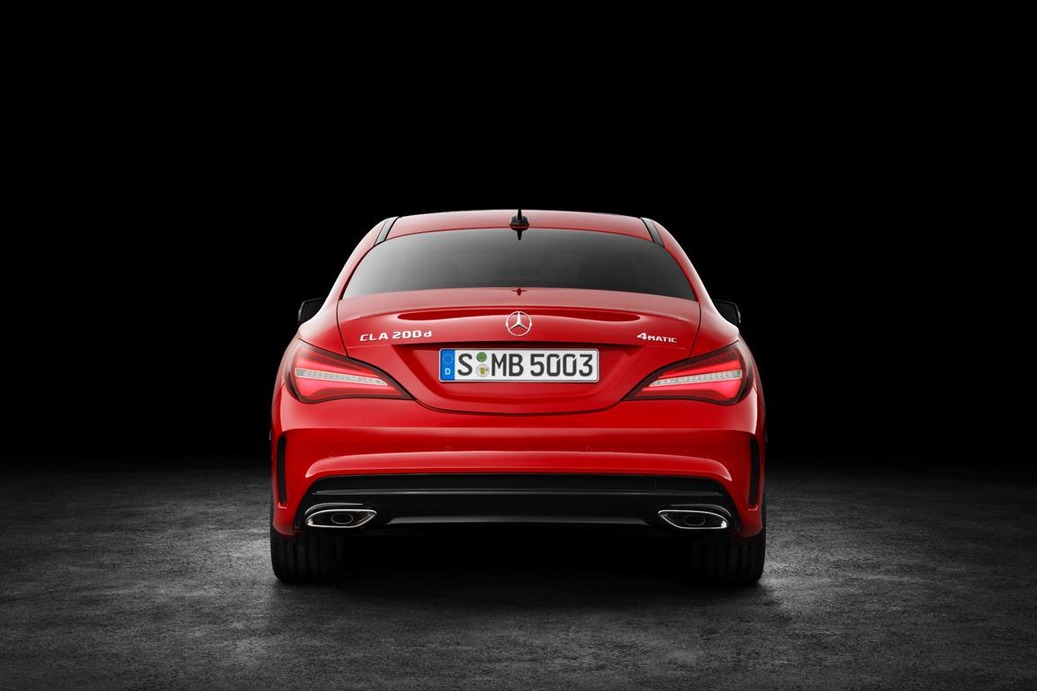 Mercedes-Benz CLA 2016