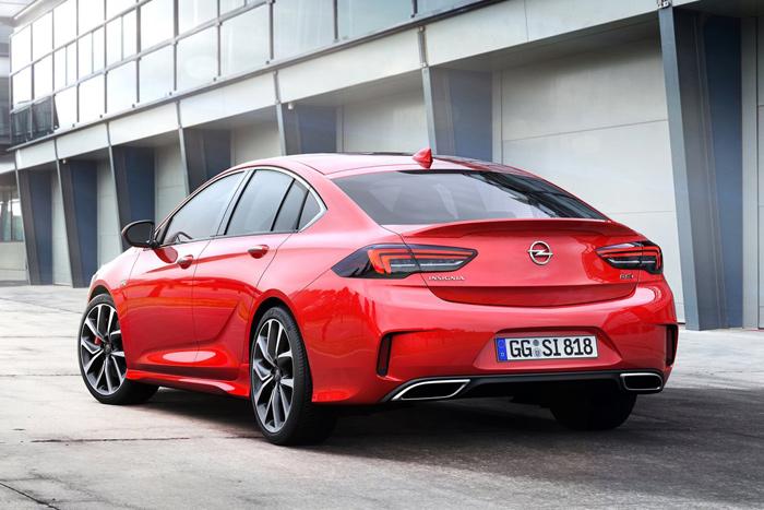 Opel Insingnia GSi