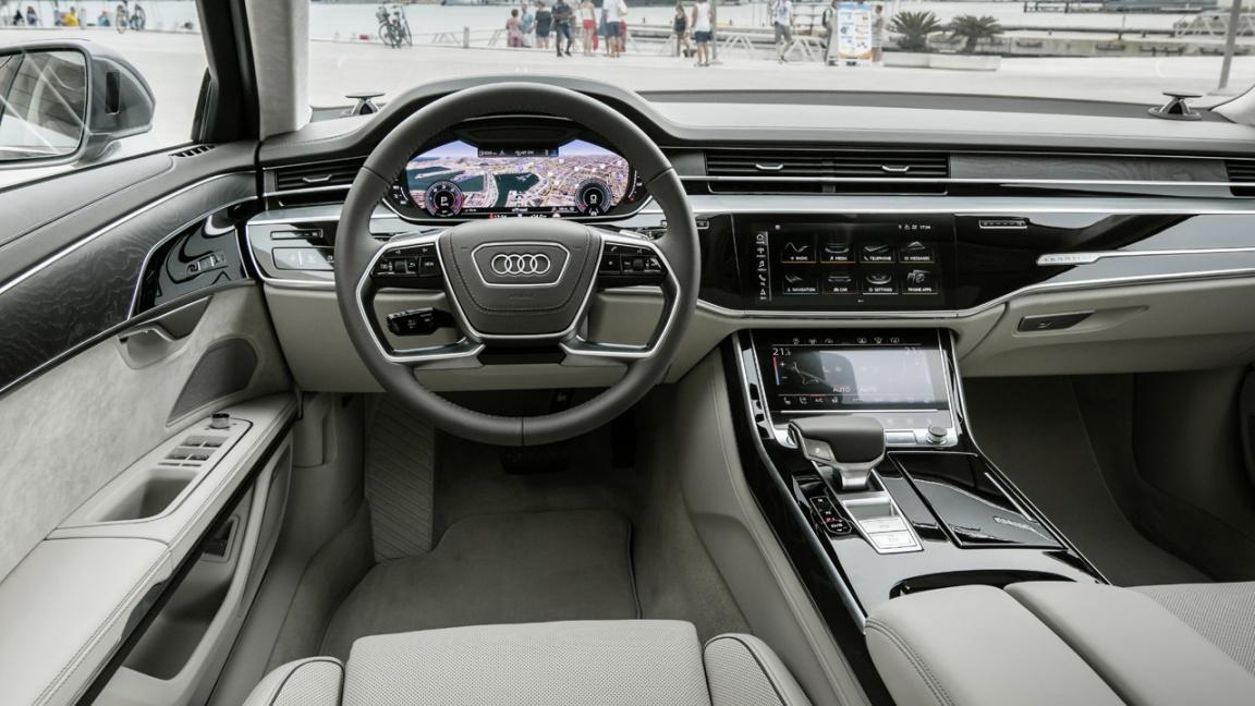 Audi A8 60 TFSI quattro