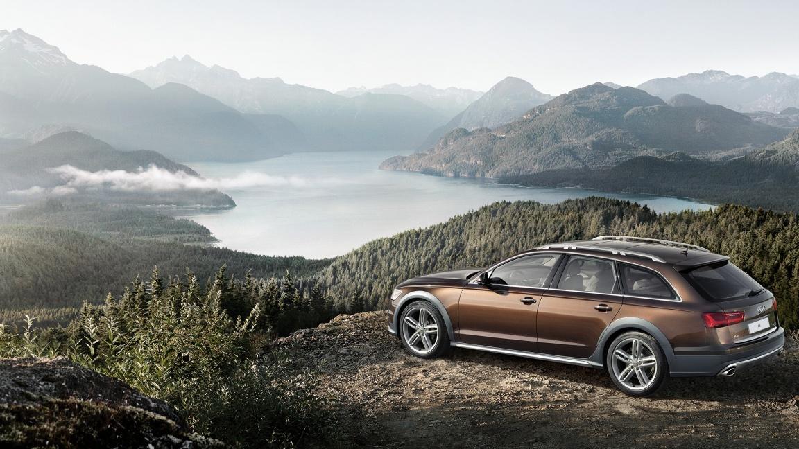 Audi A6 Allroad 2015