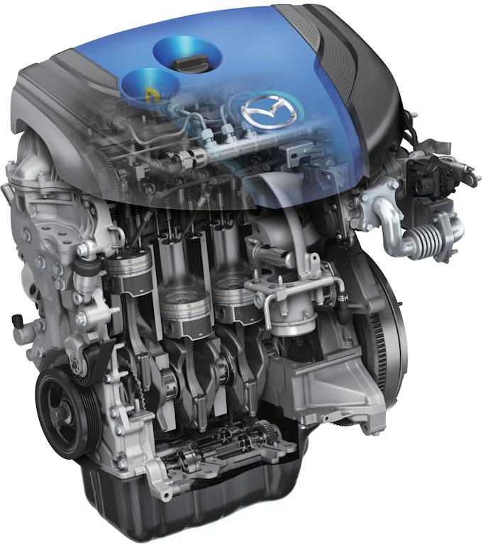 Mazda CX-5 дизель: Большие и малые революции