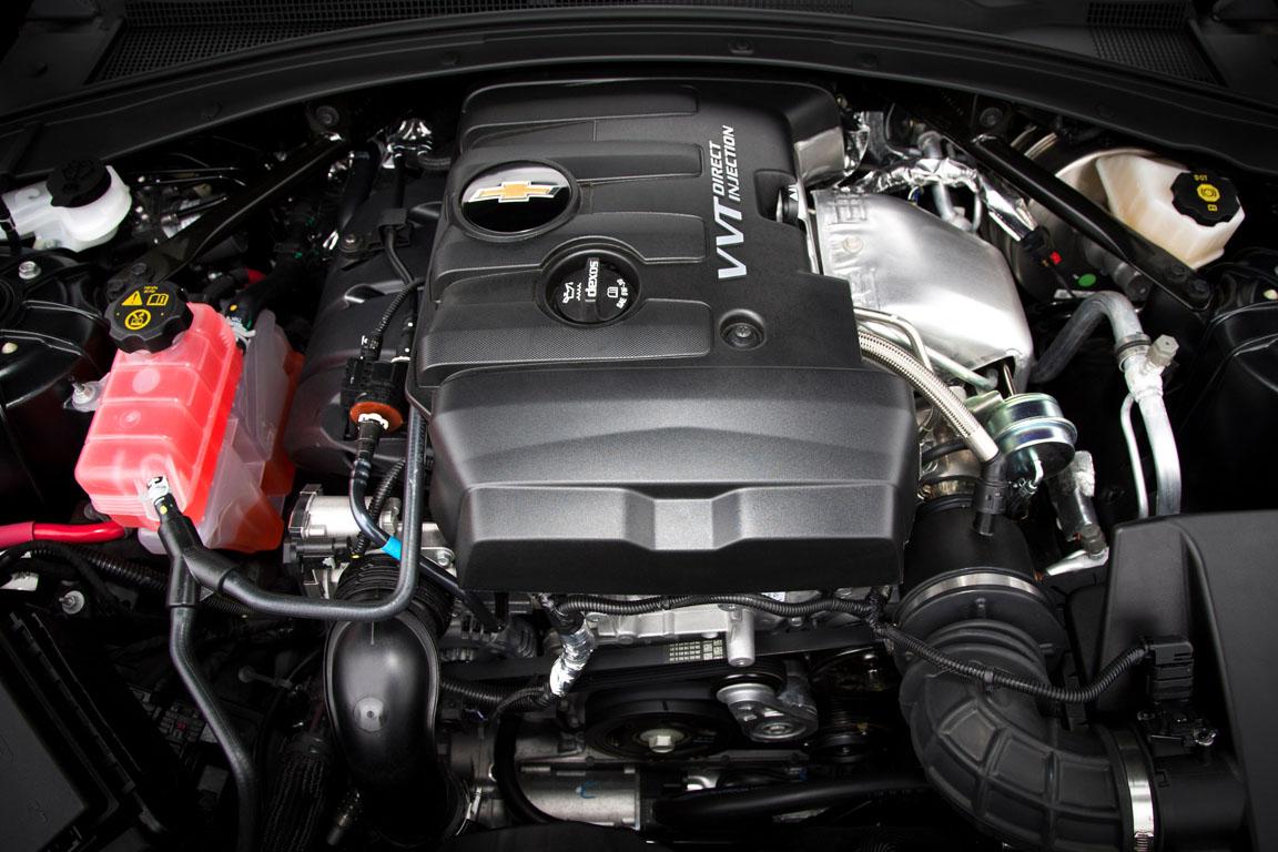 Chevrolet Camaro 2016
