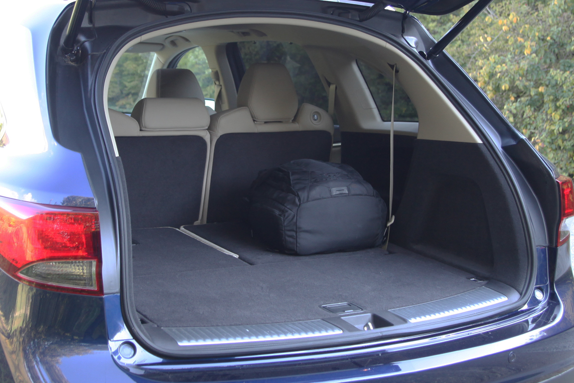 Acura MDX: Первый блин – не комом