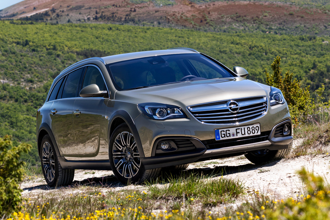 Opel Insignia Country Tourer (2013)