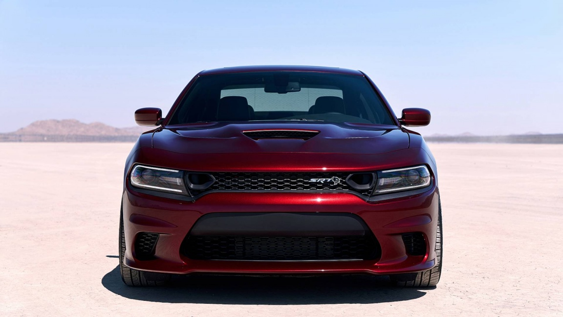 Dodge представил обновленный Charger