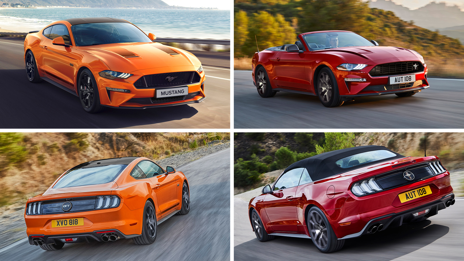 Ford Mustang55 anniversary Edition