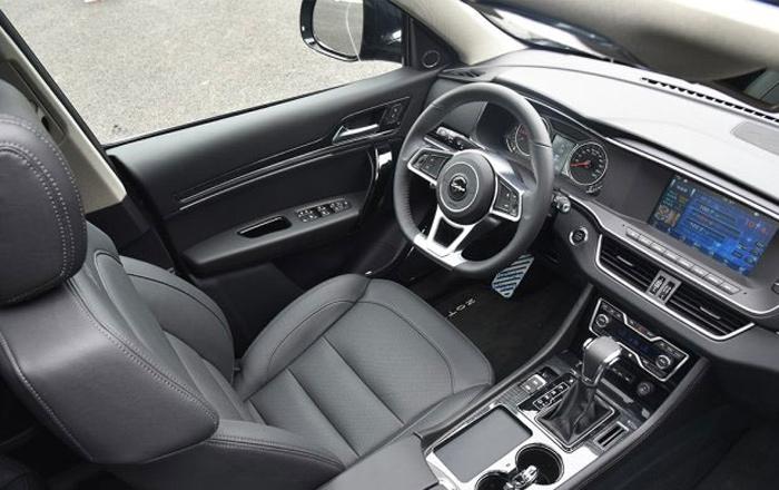 Zotye T600 Coupe