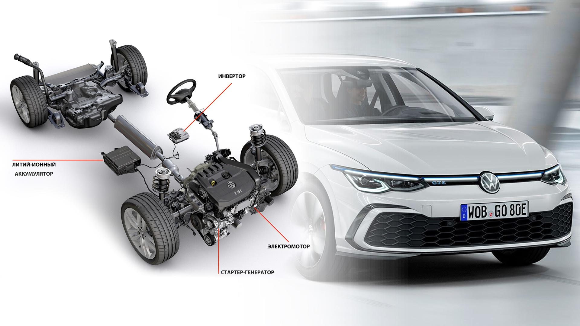 Volkswagen Golf MKVIII