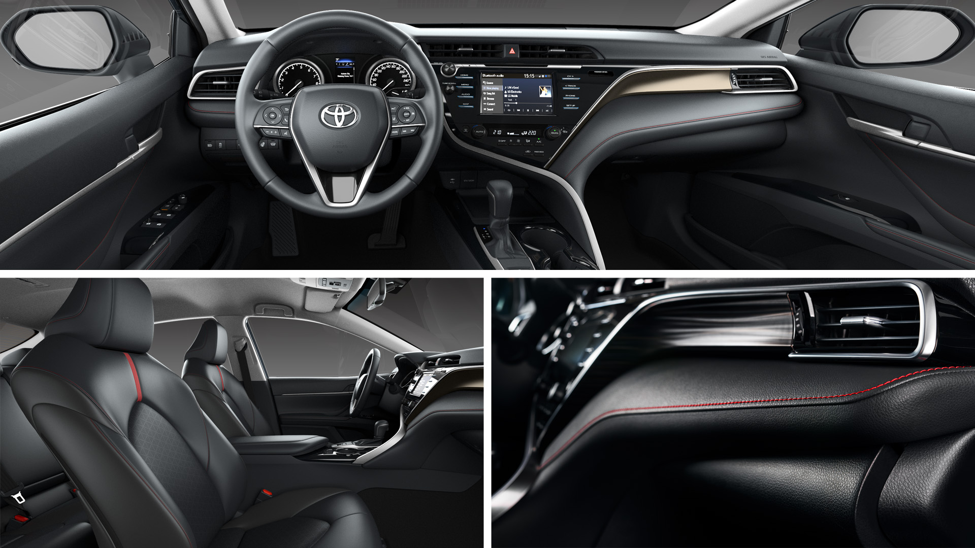 toyota camry s edition