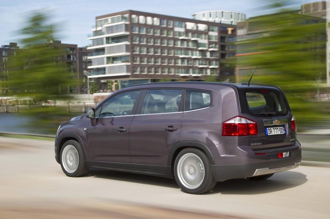 Chevrolet Orlando / Шевроле Орландо