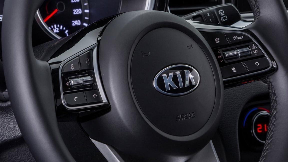 Kia Ceed 2019 руль