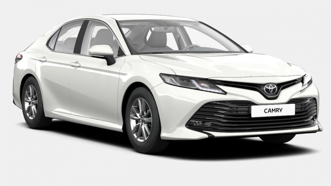 Новая Toyota Camry (базовая версия)