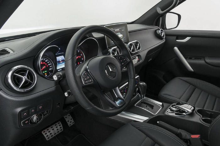 Mercedes-Benz X-Class Brabus
