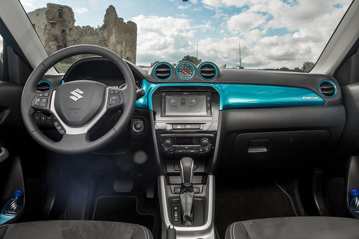 Suzuki Vitara 2015 Красота - Страшная сила!