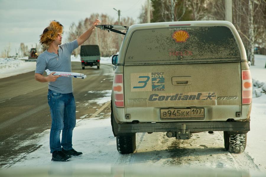 Автоэкспедиция Брест-Певек День 8