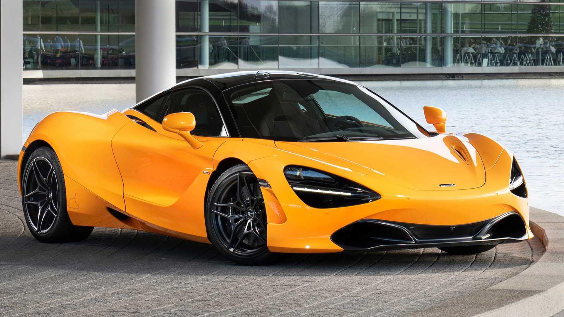 McLaren 720 S Spa 68 Collection