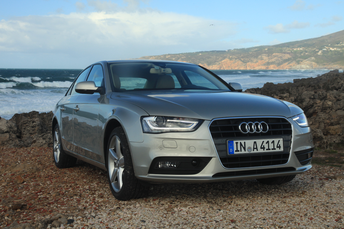 Audi A4: Внимание к нюансам