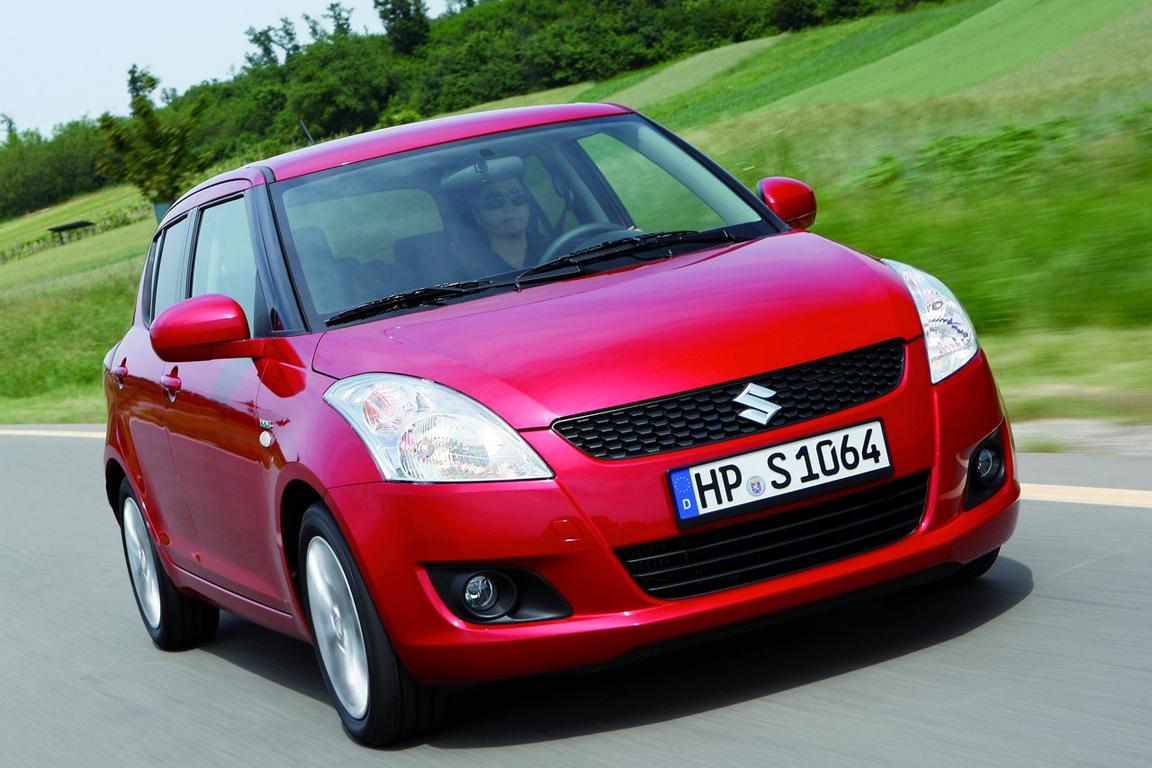 Suzuki Swift 2011