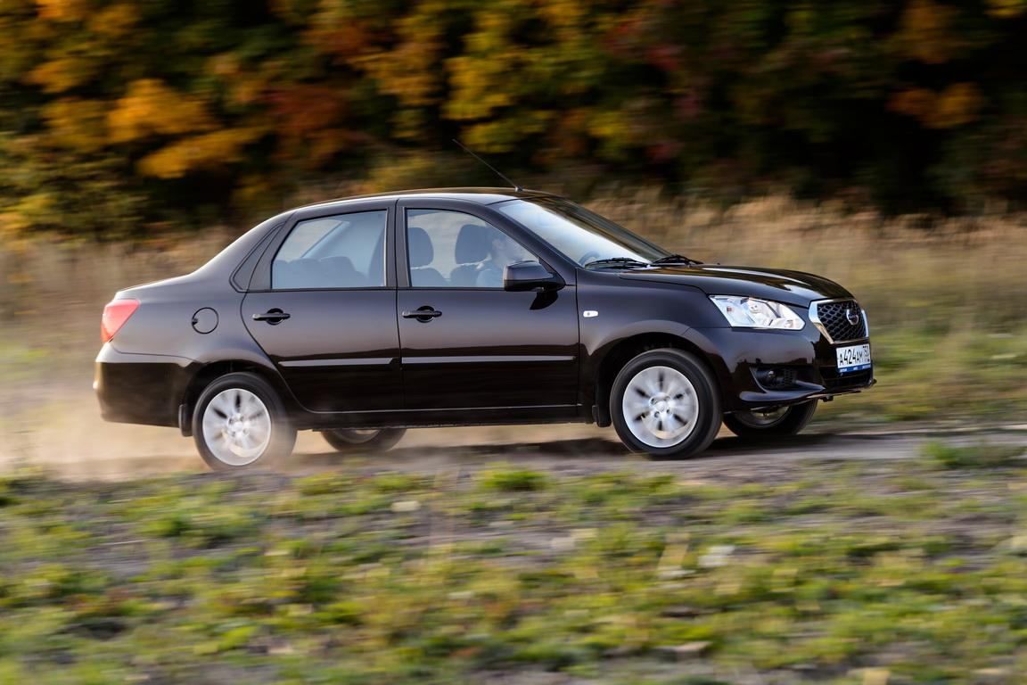 Datsun on-DO:Вместе за клубникой