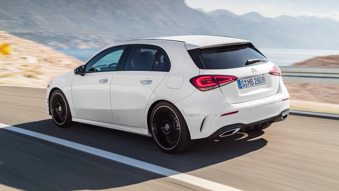 Mercedes-Benz A-class 2018