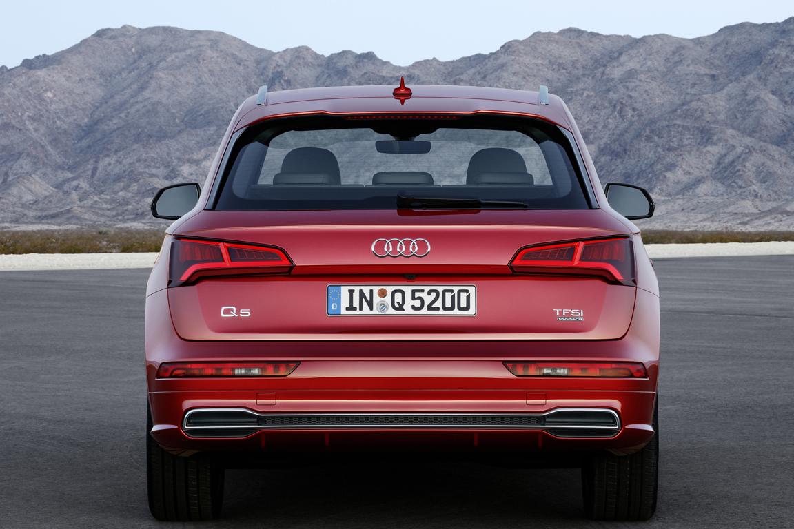 Audi Q5 2016 Ауди