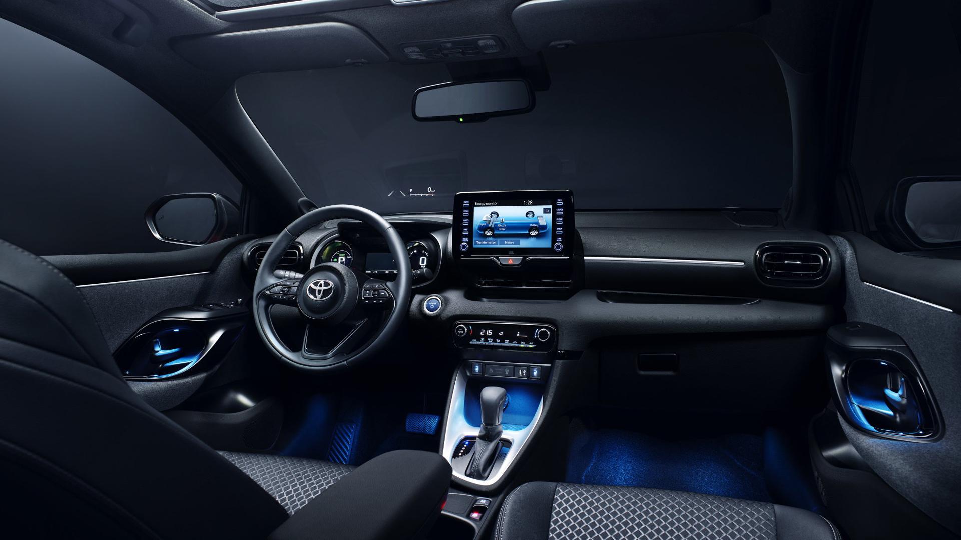 Toyota Yaris Vitz 2020