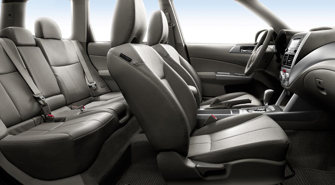 Subaru Forester: И нашим, и вашим
