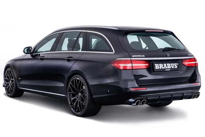 Mercedes-Benz E-Class Brabus