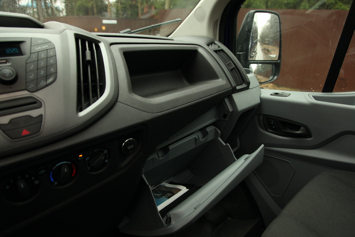 Ford Transit: Универсал повышенной необходимости