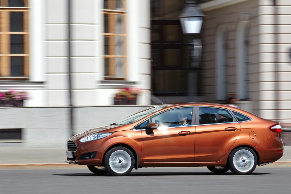 Ford Fiesta: это просто праздник какой-то