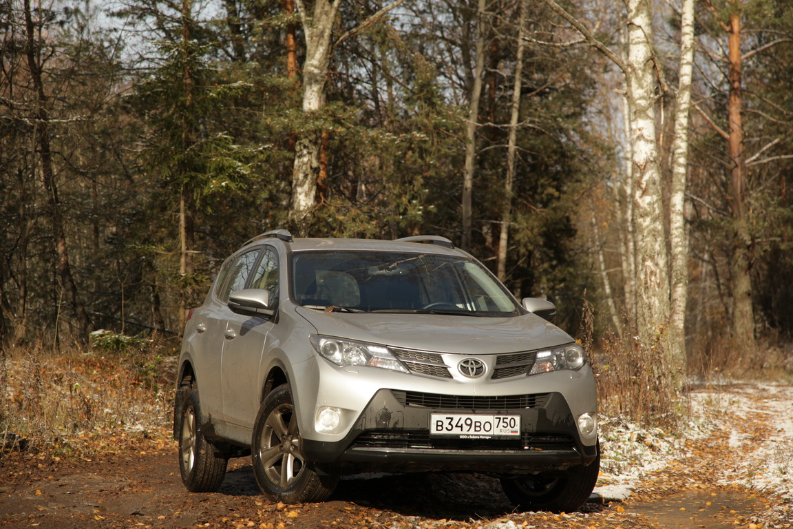 Toyota Rav4: длительный тест