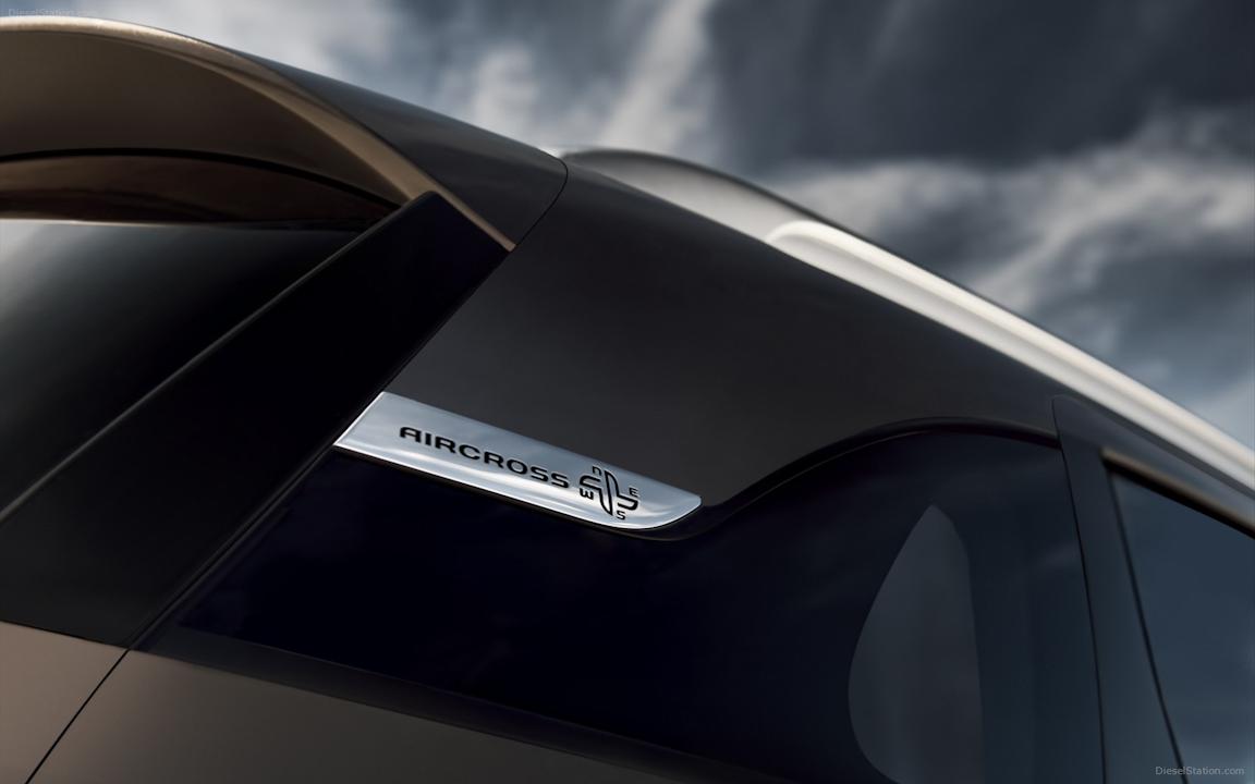 Citroen C4 Aircross: Воздушный кроссовер