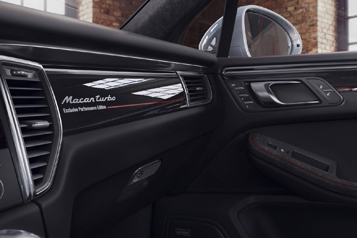Porsche Macan Exclusive Performance Edition