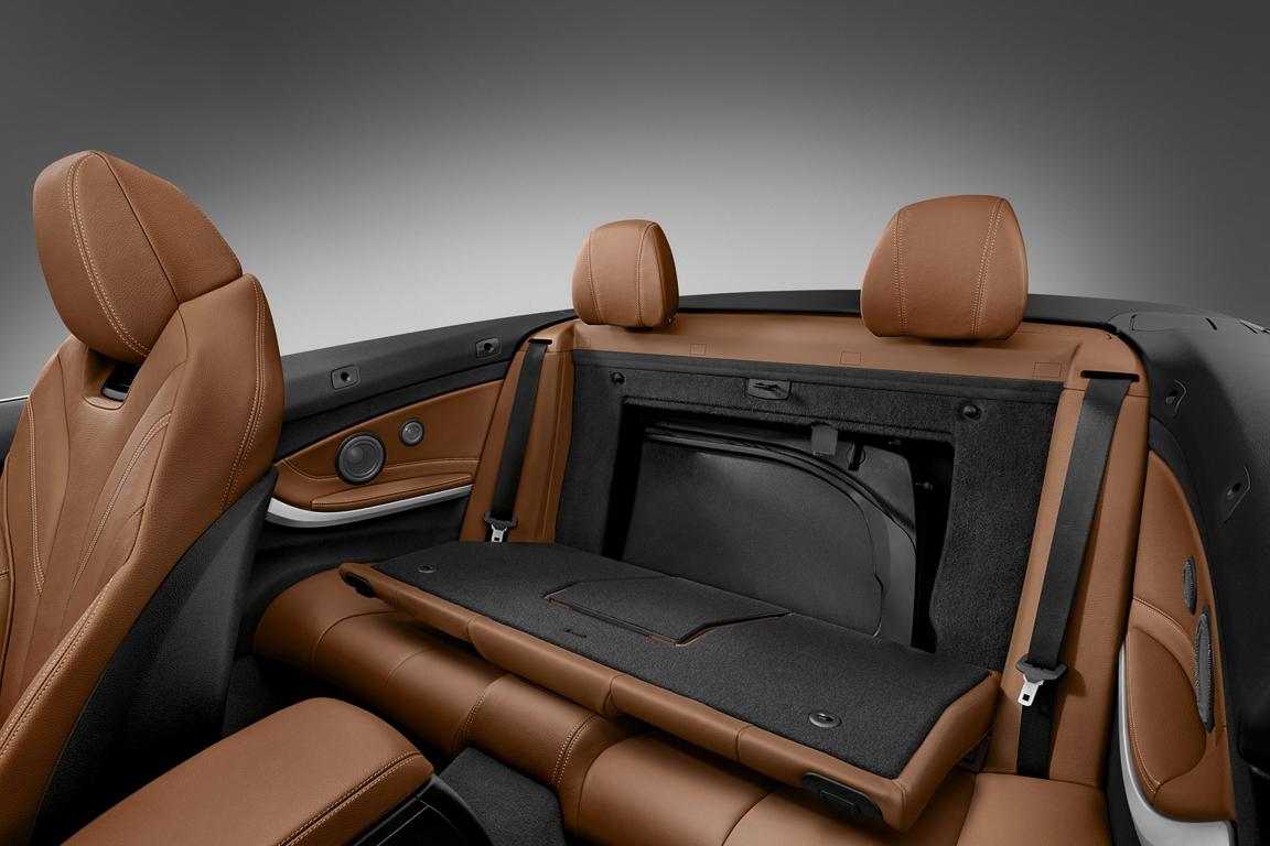 BMW 4 series cabrio 2013