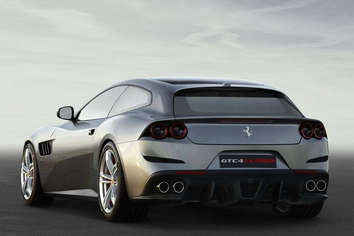 Ferrari GTC4Lusso