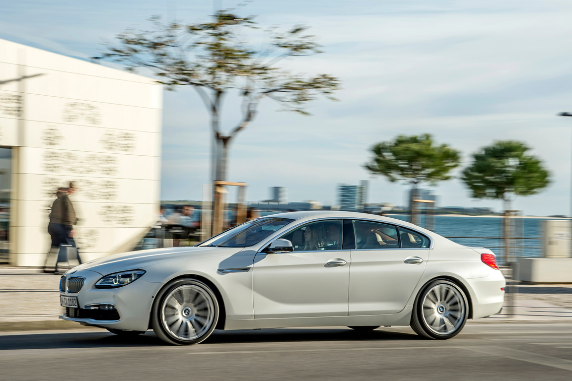 BMW 6 series Gran Coupe 2015