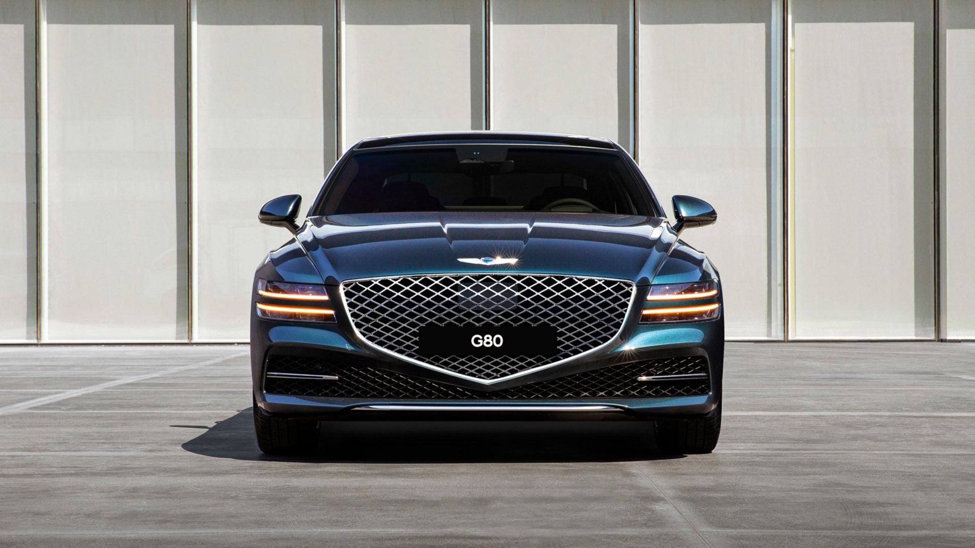 Genesis G80 2021