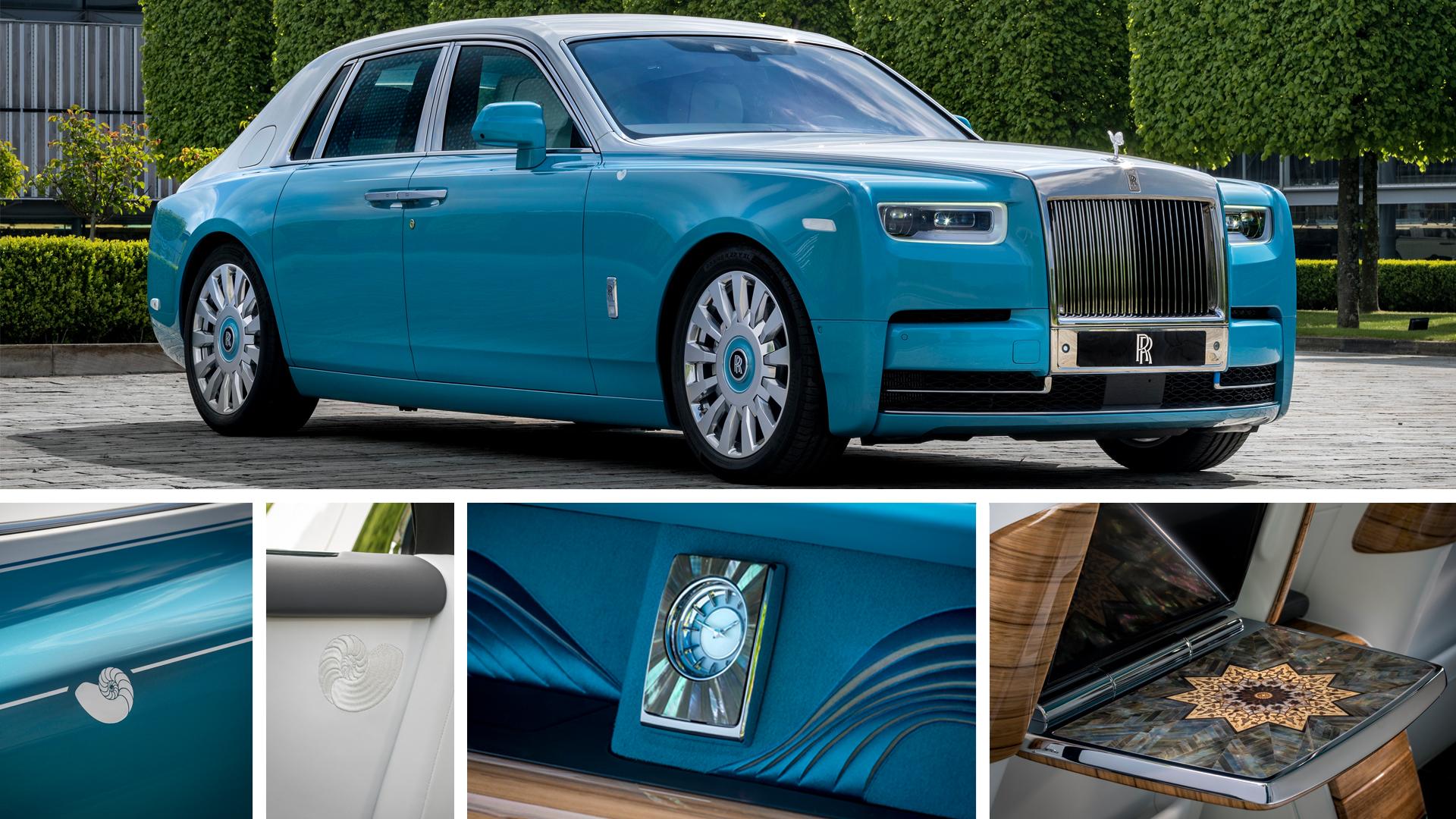 Arabian Gulf Phantom Rolls-Royce