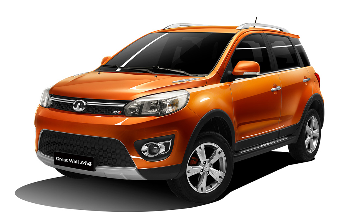 Great Wall Hover M4 2014