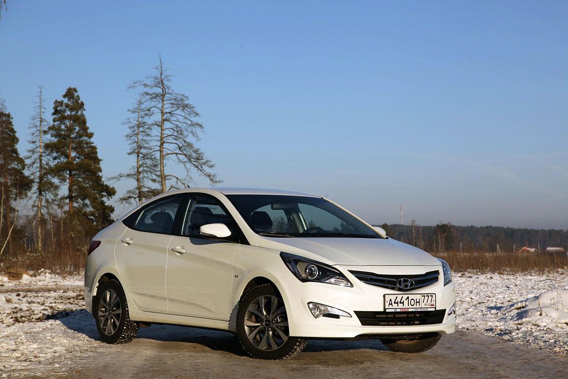 Hyundai Solaris: Special Edition 500 000th