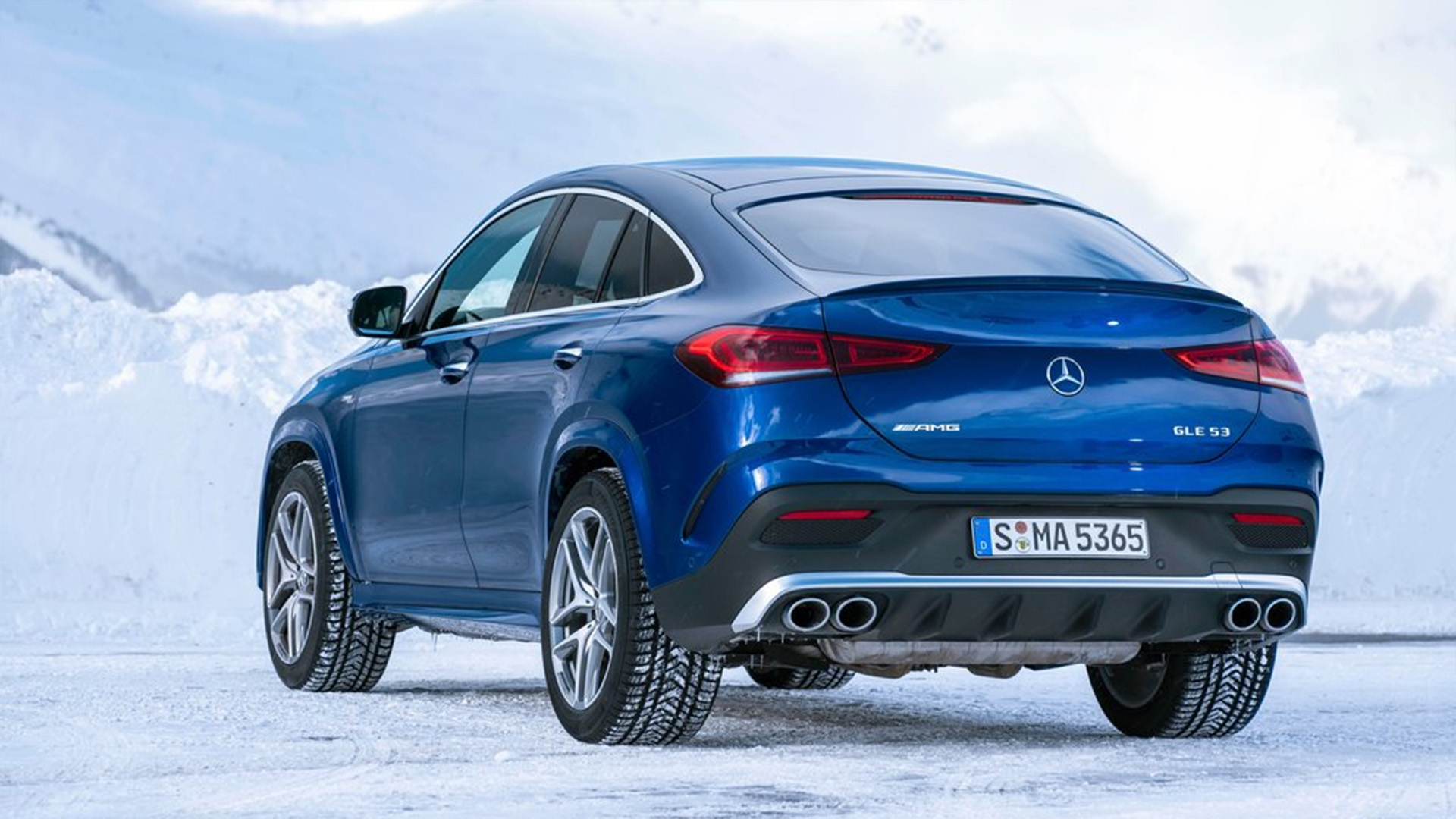 Mercedes-Benz GLE53 AMG 4Matic Coupe