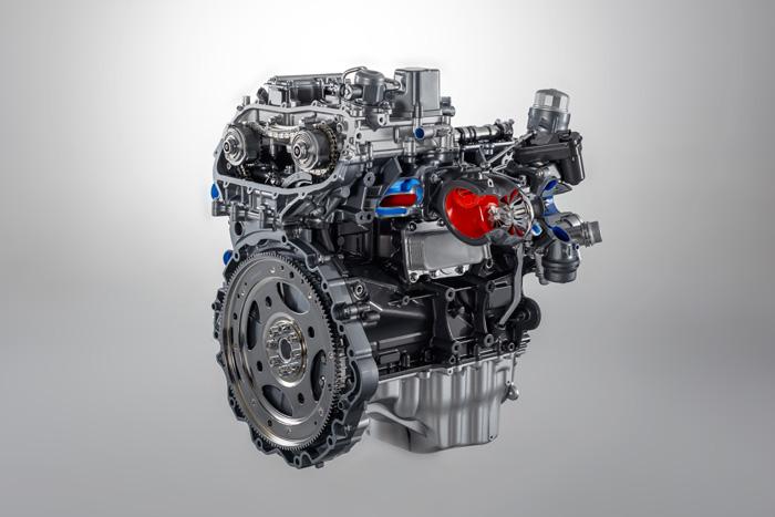 Двигатель Jaguar 2,0(300 л.с.)