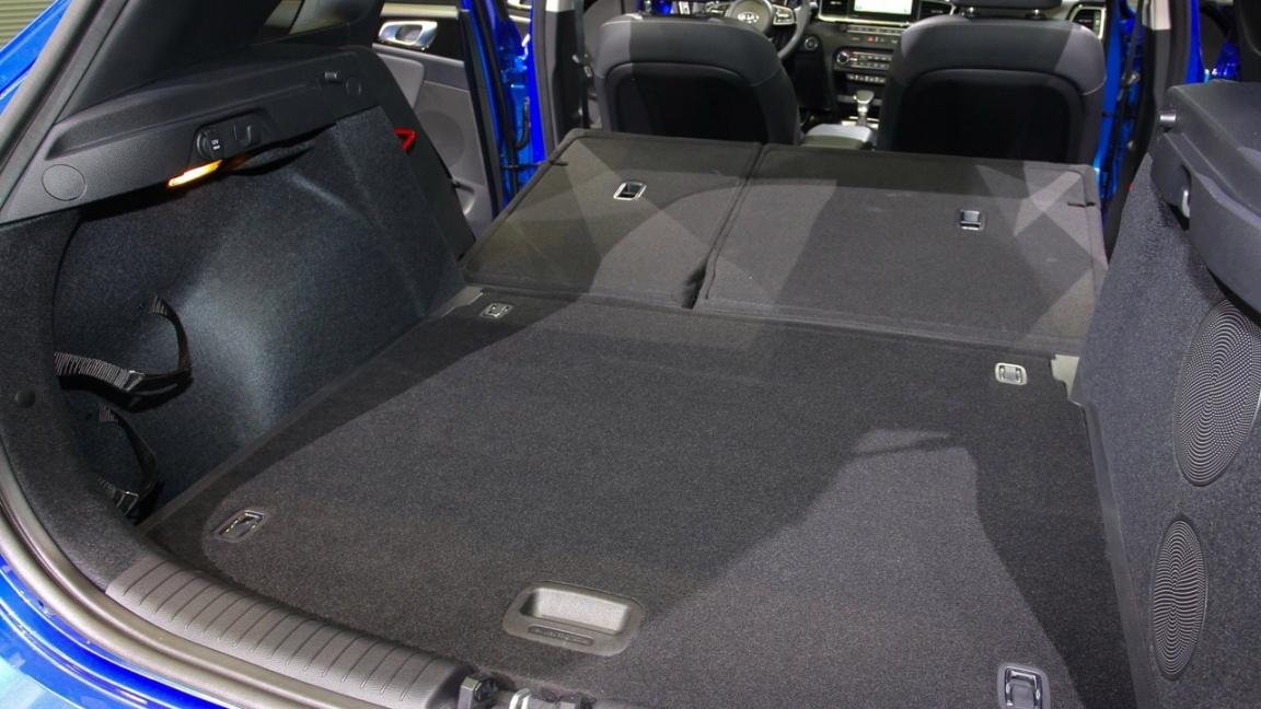 Kia Ceed 2019 багажник