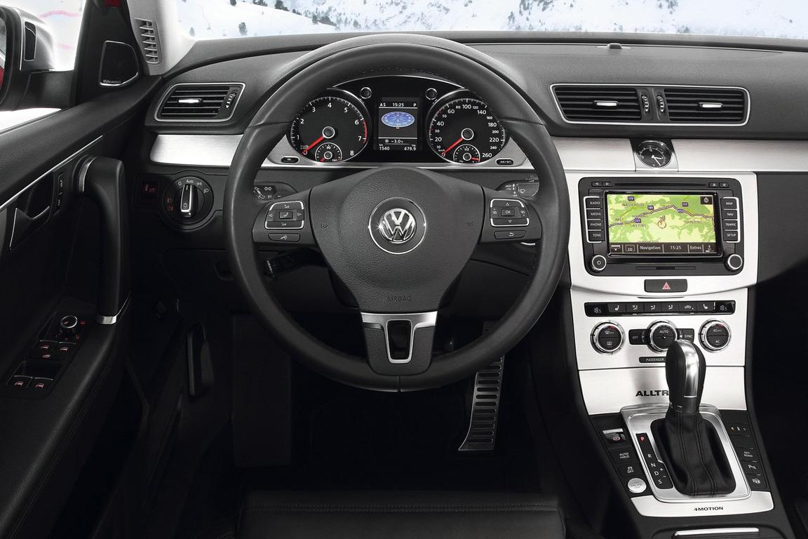 Volkswagen Passat Alltrack / Фольксваген Пассат Оллтрэк