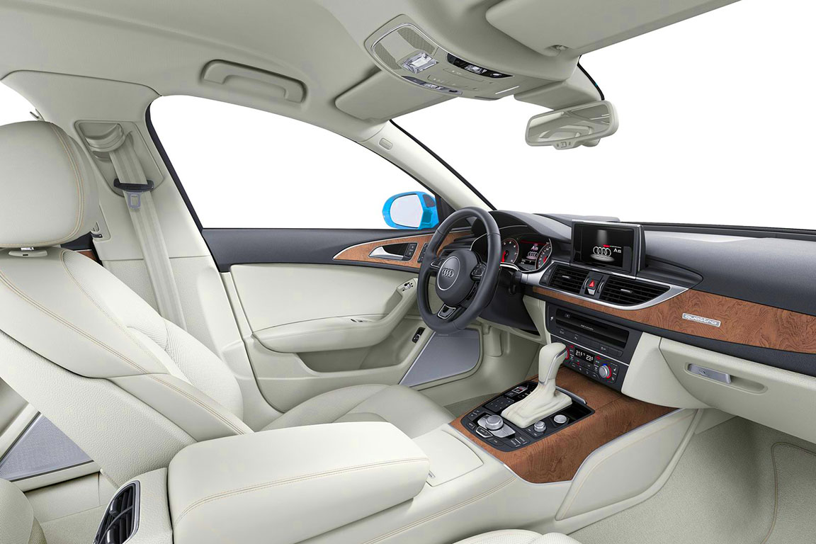 Audi A6 Идеальный крой