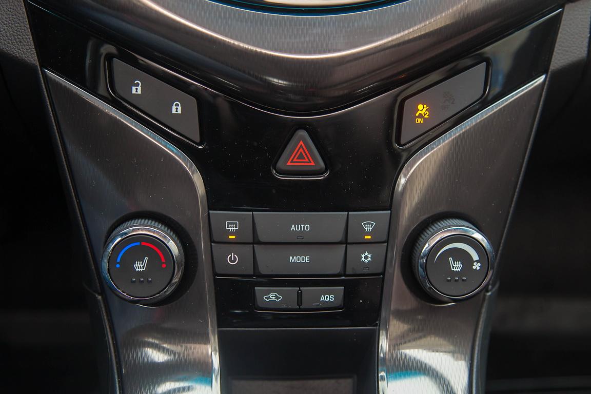 Chevrolet Cruze SW: Семейные традиции